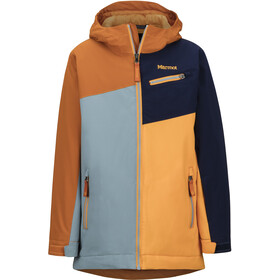Marmot Thunder Jas Jongens, blue granite/hawaiian sunset